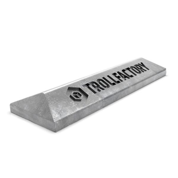 TFZ Reinzinn 95% SN/SB/CU bleifrei 4 x 250g Barren gesamt 1kg