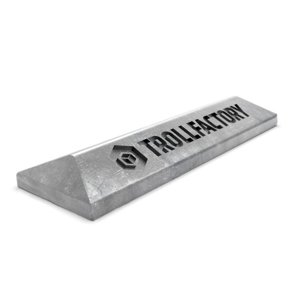 TFZ Reinzinn 99% Dreikantstange 1kg