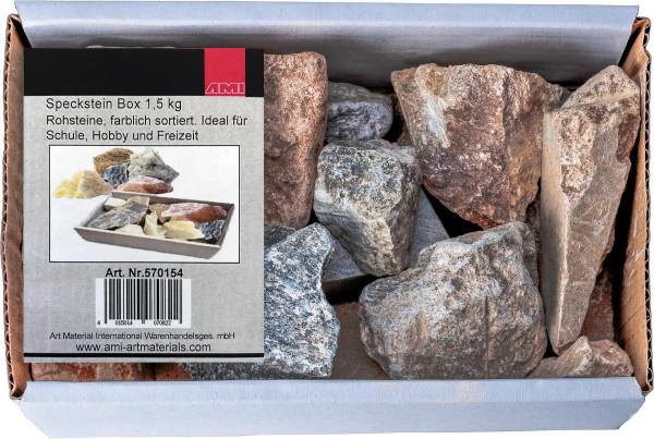 Speckstein Box 1,5 kg von AMI
