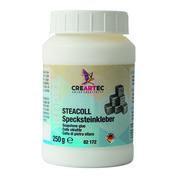 Specksteinkleber Steacoll 250 ml transparent von CREARTEC ARTIDEE