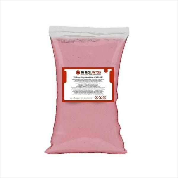 TFC Alginat Abformmasse rot ultrafast 2 Minuten 2kg